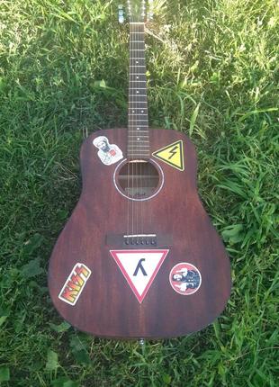 Уроки игры на гитаре и укулеле