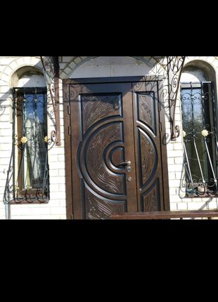 Двери входные
