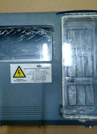 Ящик для счётчиков электрической энергии NIK DOT.3-1