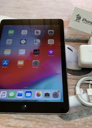 Apple iPad Air 16гб Space Gray Wi-Fi+Cellular 3G/4G SIM-карта.