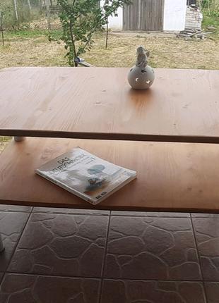 Стол журнальный , обеденный.