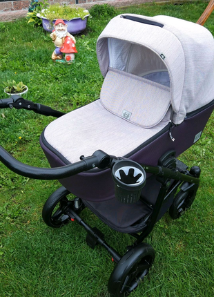 Дитяча коляска 2 в 1 Adamex Reggio