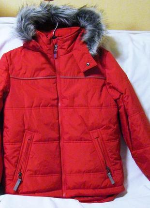 Куртка детская зимняя debenhams bluezoo