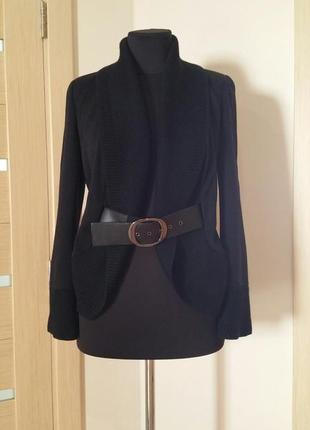 Luisaspagnoli, размер м, трикотажный пиджак