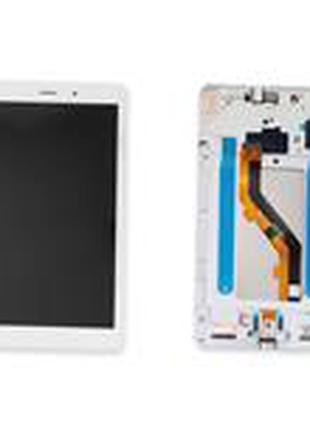 Дисплей Samsung T290 Galaxy Tab A 8.0 2019 белый GH81-17228A