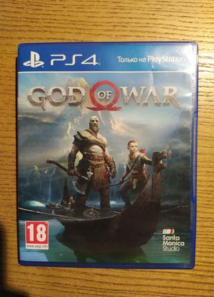 God Of War 3 4 2018 III Remastered для PS4