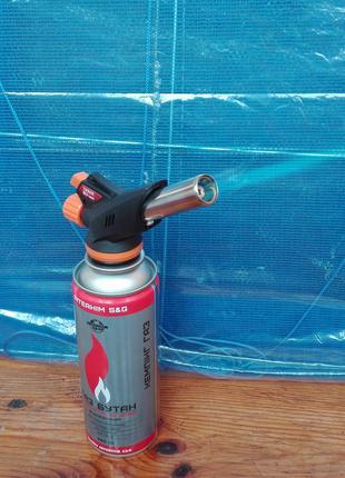 Газовая горелка 509C с антипириливочным клапаном