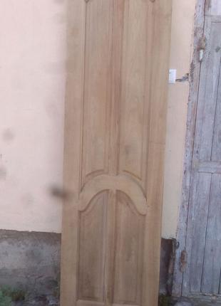 Двери дубовые,новые