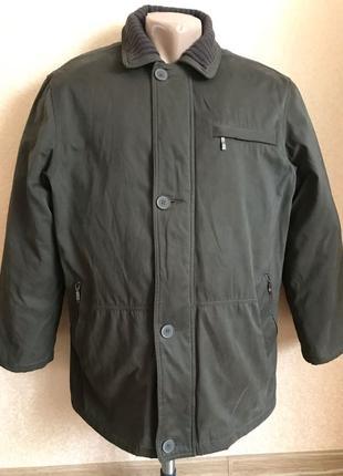 Куртка осінньо зимова L(52).