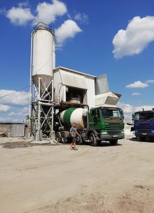 Продажа бетона от завода производителя. Доставка