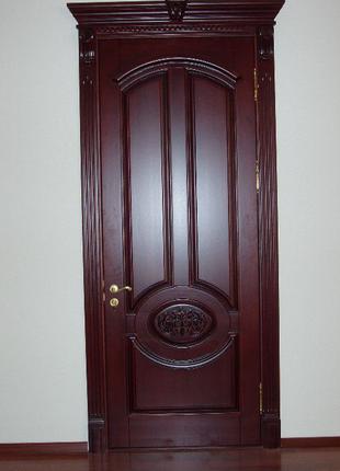 Дубовые двери. Двери из дуба