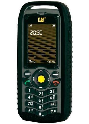 Мобильный телефон Caterpillar CAT B25 Black. Гарантия