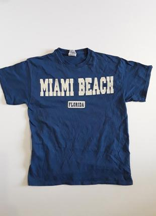 Фирменная футболка 10-12 лет