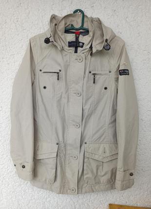 Куртка roadsign australia outdoor m 38 ветровка с капюшоном