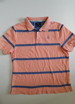 Фирменная футболка поло тенниска