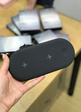  Беспроводная зарядка Fast Wireless Charger OJD-48