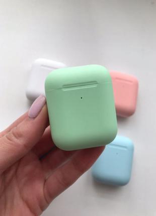 Беспроводные цветные наушники AP 2 MACAROОN`S