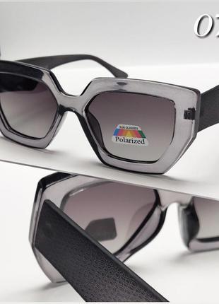 Солнцезащитные женские очки с поляризацией