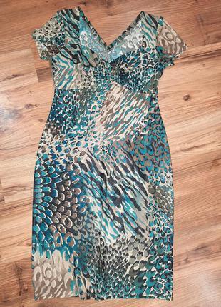 Платье  Zemal из микромасла 44-50 р. легкое