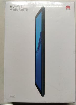 Планшет HUAWEI MediaPad T5 10 4/64GB Wi-Fi Black