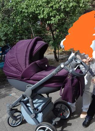 Продам коляску 2 в 1 Baby Merc