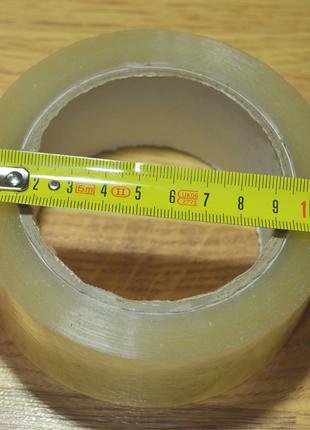 Скотч 100 м намот 45 мм ширина 40 мкм товщина