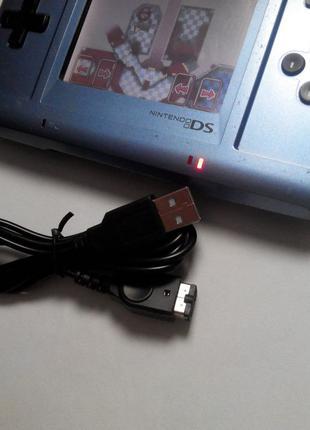 Нераб зарядное USB кабель зарядка Nintendo DS Fat GBA Gameboy SP