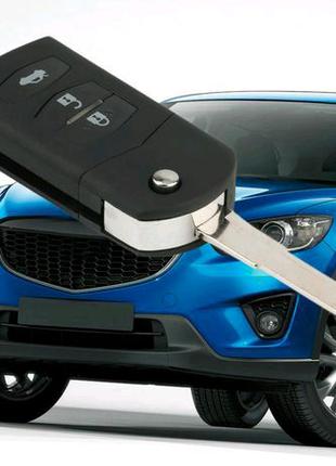 Изготовление, программирование автомобильных ключей