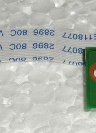 Плата аудіо ноутбука HP Compaq 2710p 48.4R802.021