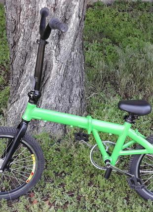 Велосипед Складной Односкоростной