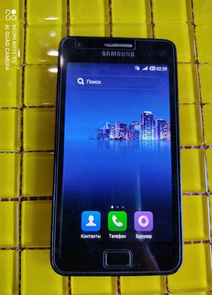 Телефон Samsung S2 робочий