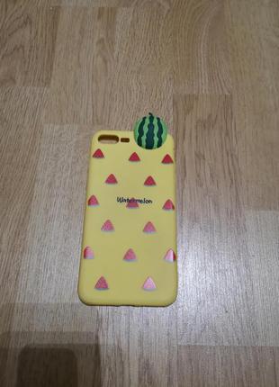 Чехол на iphone 7 plus
