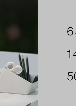 Xiaomi Yeelight LED Charging Clamp настільна настольная лампа YLT