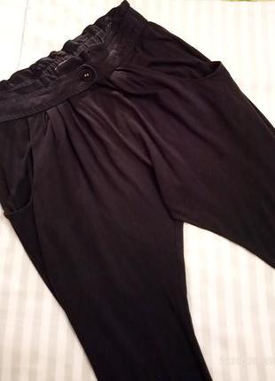 Stella mccartney adidas: укороченные брюки