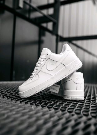 Кроссовки Nike Air Force 1 «07» White