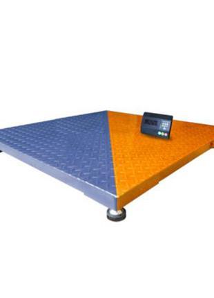 Платформенные весы Зевс ВПЕ (ЭКОНОМ) 1500 мм х 1500 мм