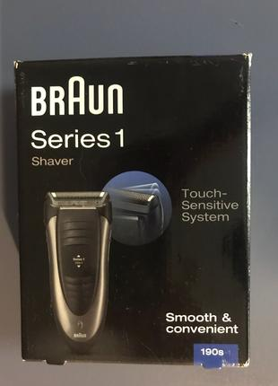 Бритва Braun Series 1