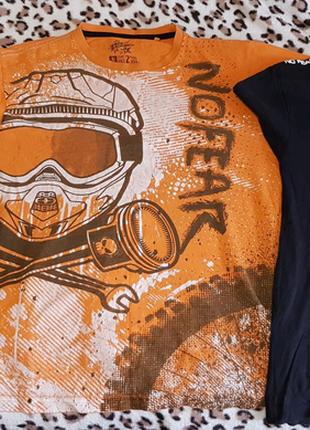 Три футболки бренда No Fear