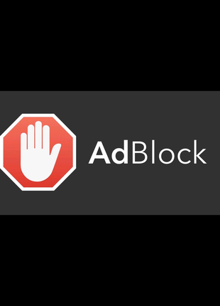 Adblock mobile protection 12 месяцев