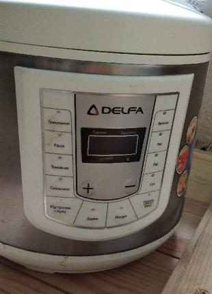 Мультиварка Delfa DMC-10
