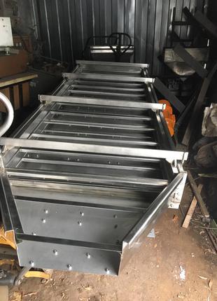 Вибросито для макарон 2000 кг/час