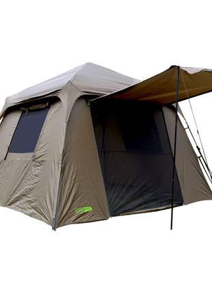 Карповая палатка Carp Pro Maxy Shelter. Шатер. Шелтер