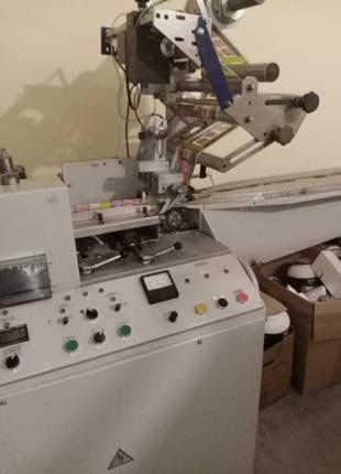 Машина упаковочная флоу-пак б/у восстановленная (А176)