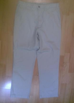 Фирменные брюки штаны 34 р.