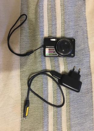 Фотоапарат Samsung ST65, Black, новый, состояние идеальное!