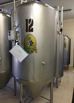 ЦКТ для созревания и брожения пива 1,2т