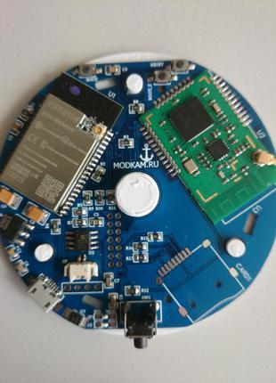 Плата для модернизации Zigbee шлюза Сяоми на базе cc2538 (SLS)