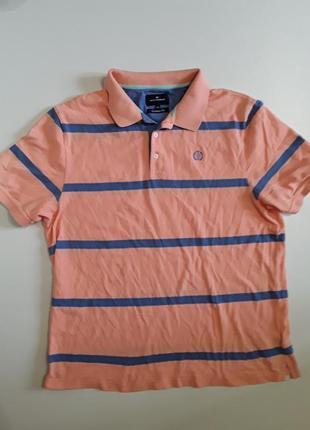 Фирменная футболка поло тенниска xxl