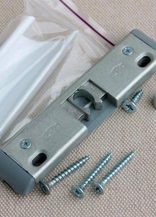Балконный комплект защёлка vorne и ручкой (ракушка)