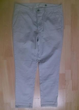 Фирменные брюки 34 р.